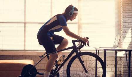 Which are the best indoor virtual cycling apps?